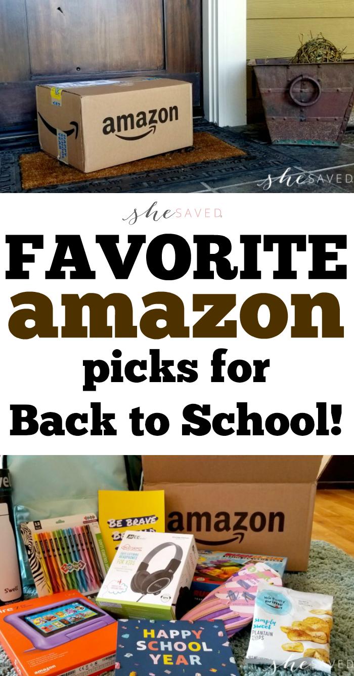 Amazon Happy School year