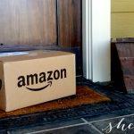 Amazon Smile on my Doorstep
