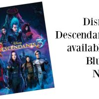 Disney Channel Descendants 3 Available on Blu-ray NOW!