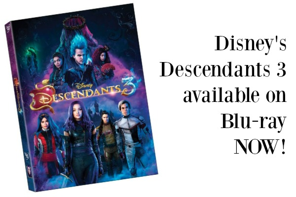 Disney Channel Descendants 3 Available On Blu Ray Now Shesaved 174