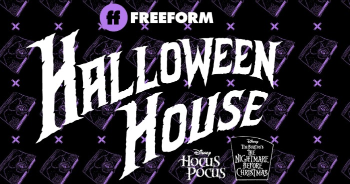 Where to buy Freeform Halloween House Tickets