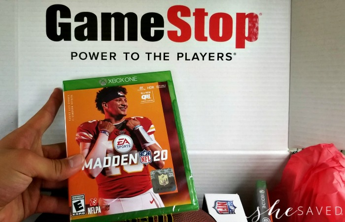 Game Stop Madden 20