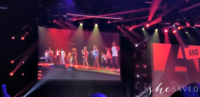 High School Musical D23