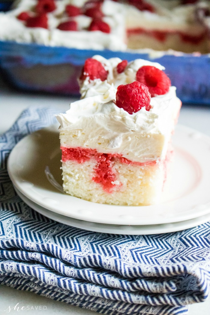 How to make Poke Cake