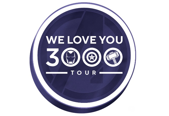 Love you 3000 Tour