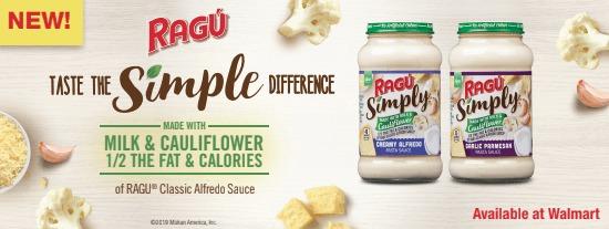 Ragu Sauce at Walmart