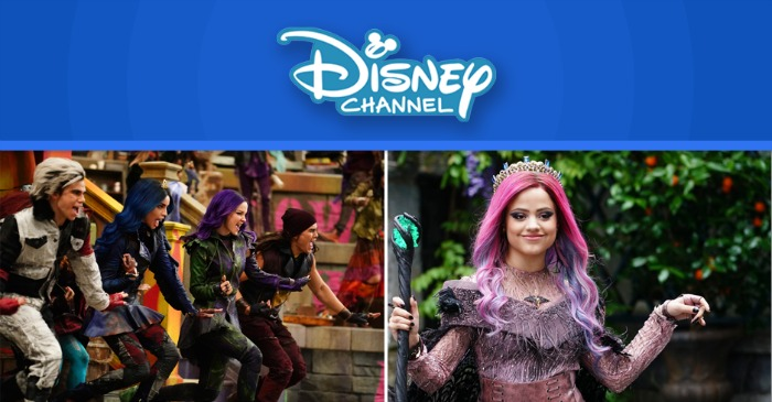 disney channel descendants 3