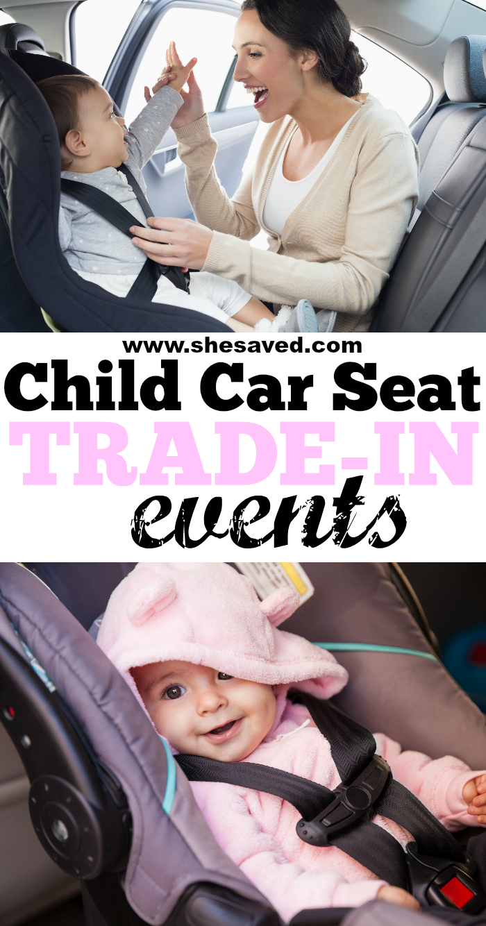 Child Car Seat Trade In Events