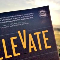 Elevate by Robert Glazer (highly recommended by ME!)