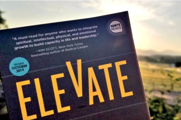 Elevate Book by Robert Glazer