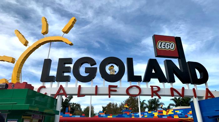 LegoLand California Ticket Sale