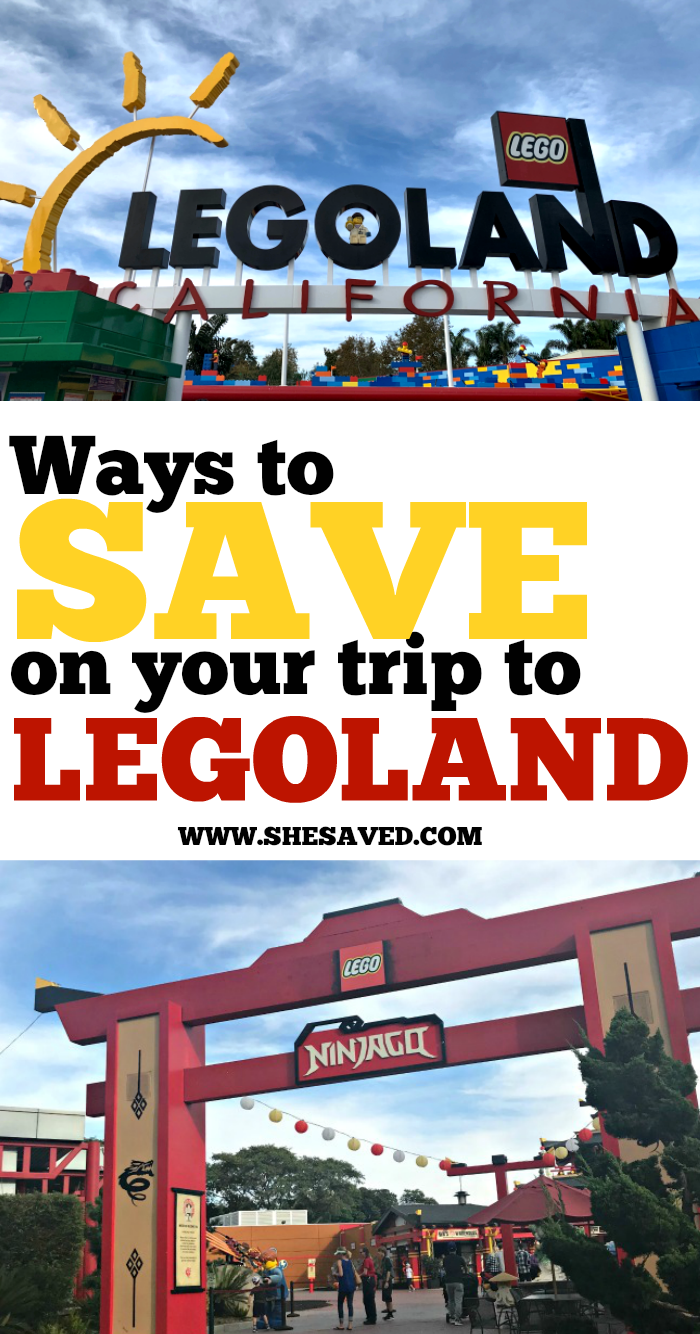 TIPS on how to get Legoland 2nd Say Free tickets