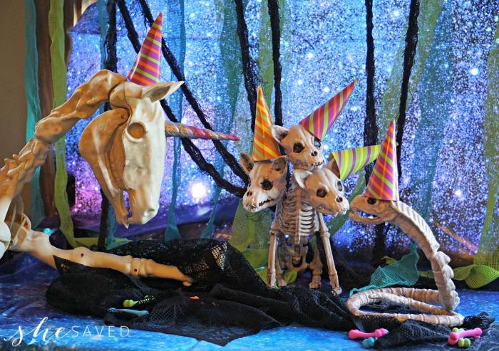 Oriental Trading Skeletons