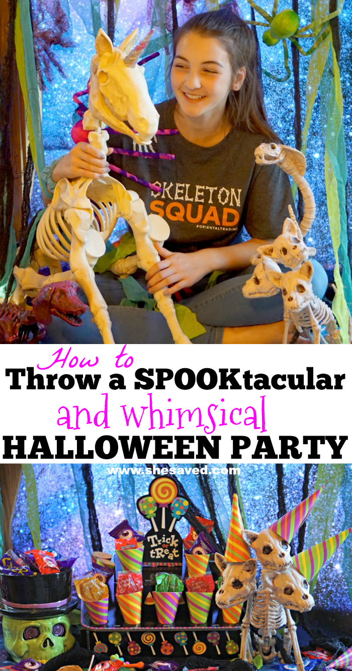 Whimsical Halloween Party