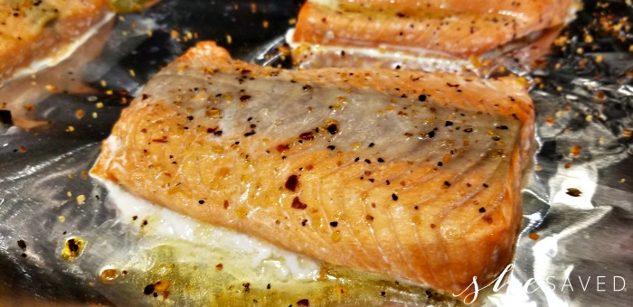Wild Salmon Omaha Steaks