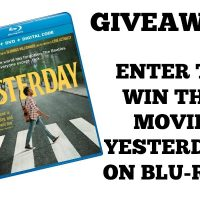 Yesterday Movie Available on Blu-ray September 24th + Giveaway