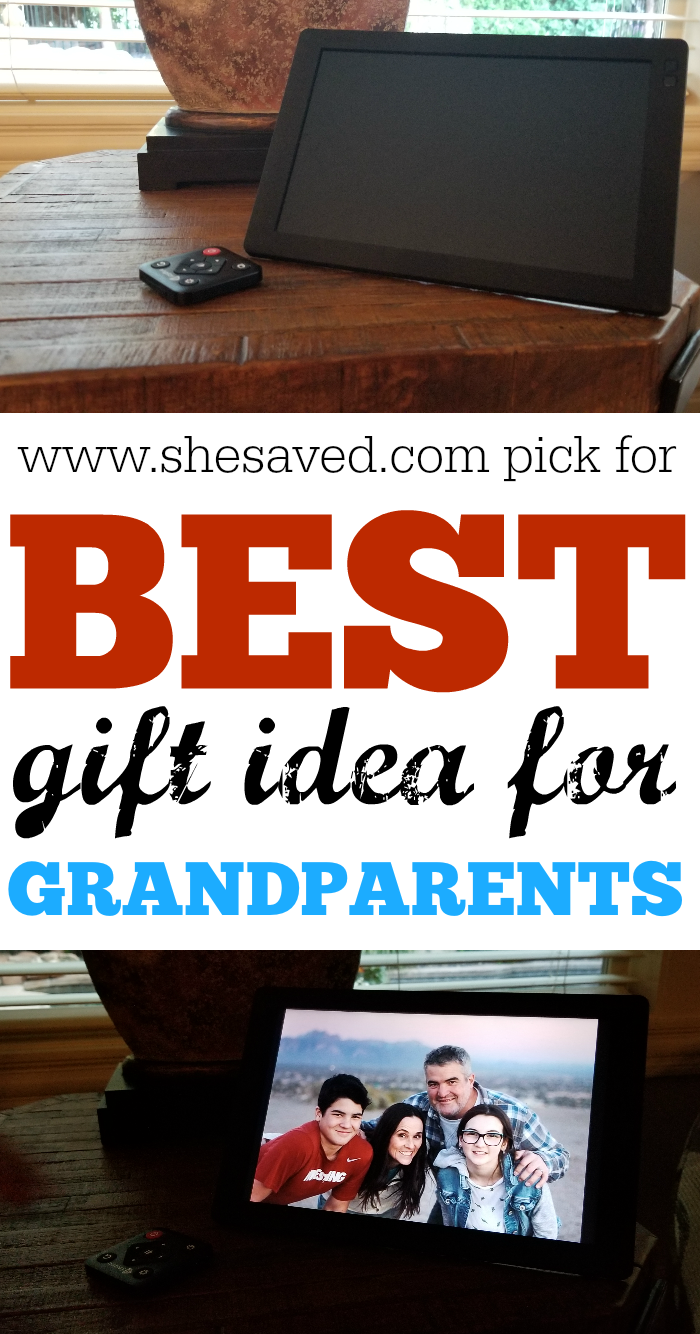 best gift idea for grandparents