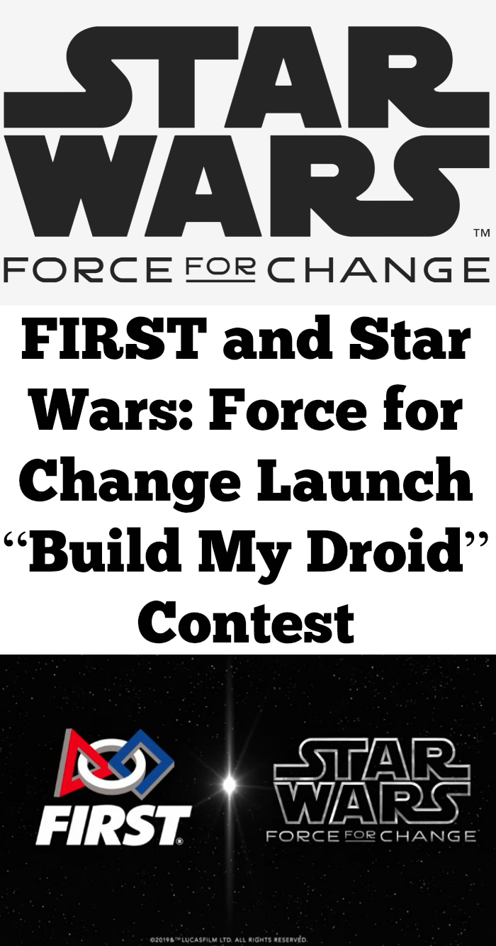 How to enter the Force for Change Build My Droid contest