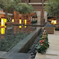 Great Family Travel Destination: Hilton Anatole in Dallas Texas