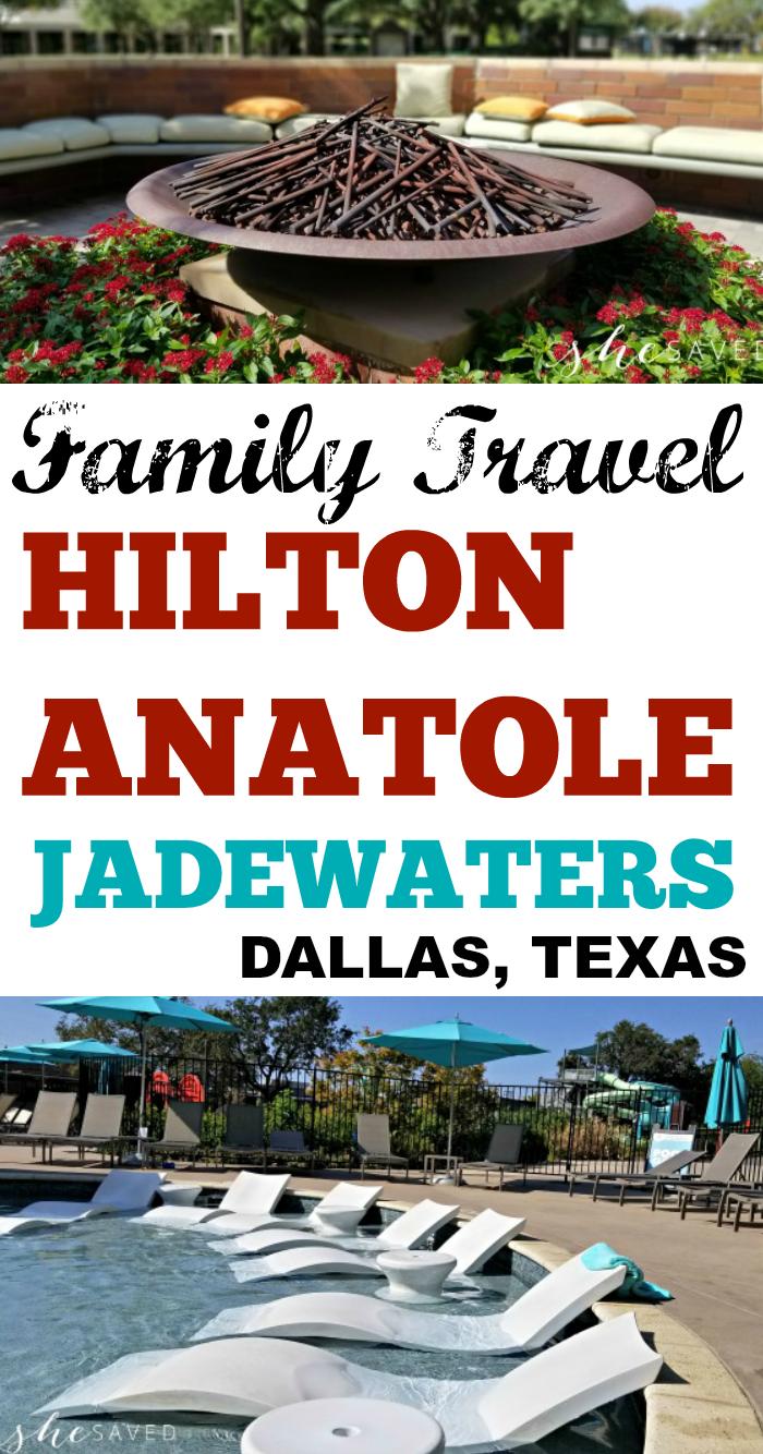 Hilton Anatole JadeWaters