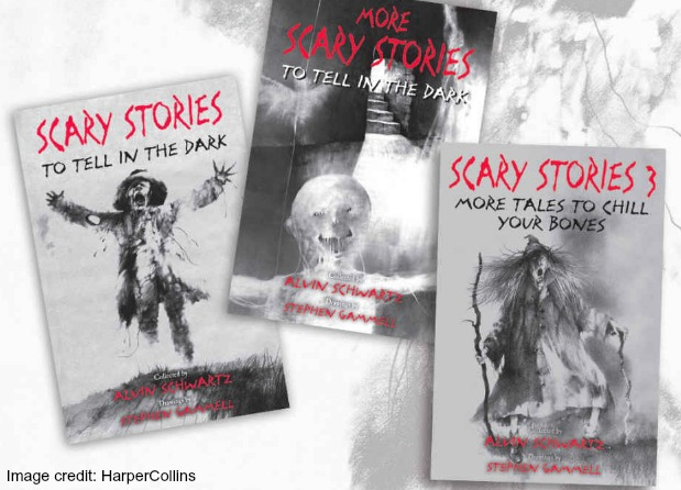 Scary Stories Book Set