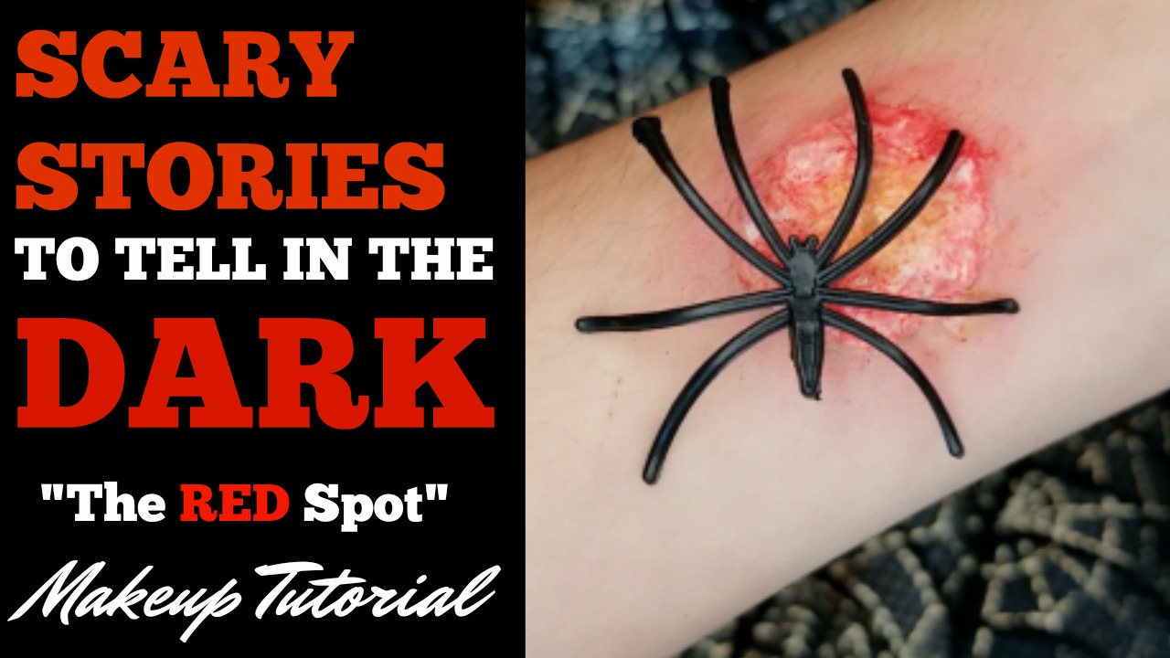 Scary Stories Spider Bite