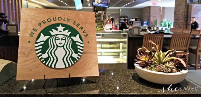Starbucks Hilton
