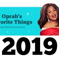 Oprah's Favorite Things 2019 The List is OUT!!
