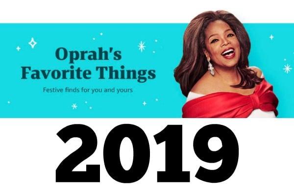 2019 Oprahs Favorite Things