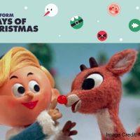 2019 Freeform 25 Days of Christmas Movies Calendar