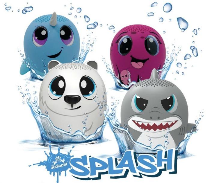 AudioPet Splash