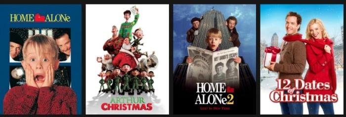 Christmas Movies Freeform