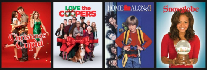 Christmas Movies on Freeform 2019
