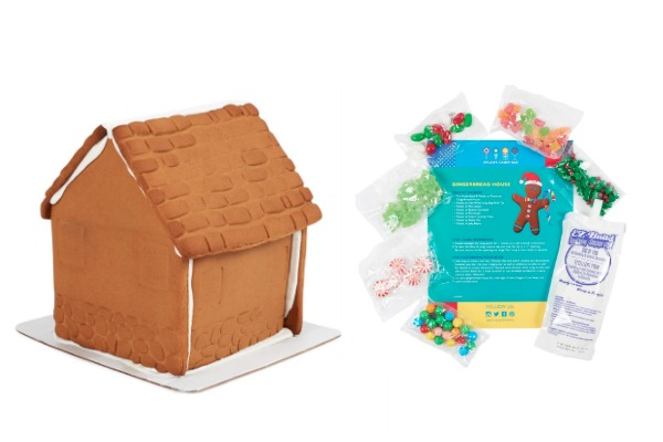 Dylan's Candy Bar Gingerbread House