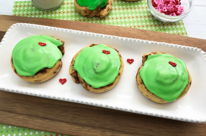 Green Grinch Recipe