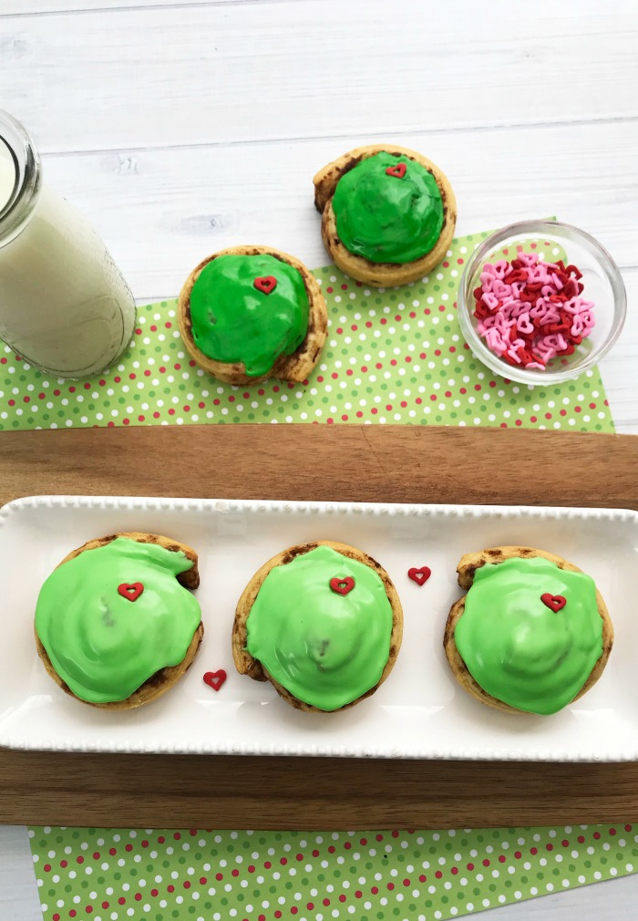 Grinch Breakfast