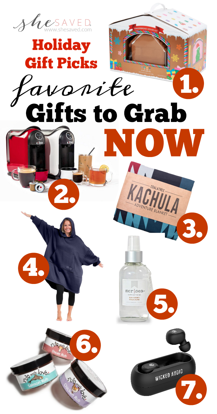 Holiday Picks to Grab NOW