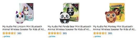 My Audio Pet