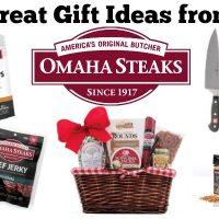 Omaha Steaks Gift Ideas
