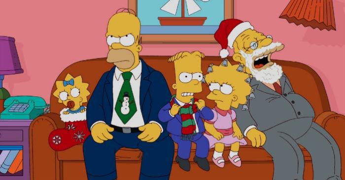 Simpsons on Freeform