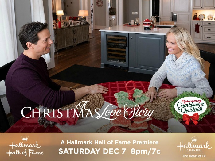 A Christmas Love Story on Hallmark Movie Channel