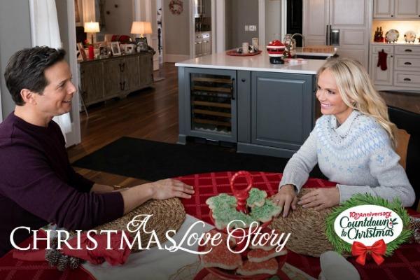 A Christmas Love Story on Hallmark Channel