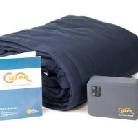 The Cozee: Battery Operated Blanket (great gift idea)