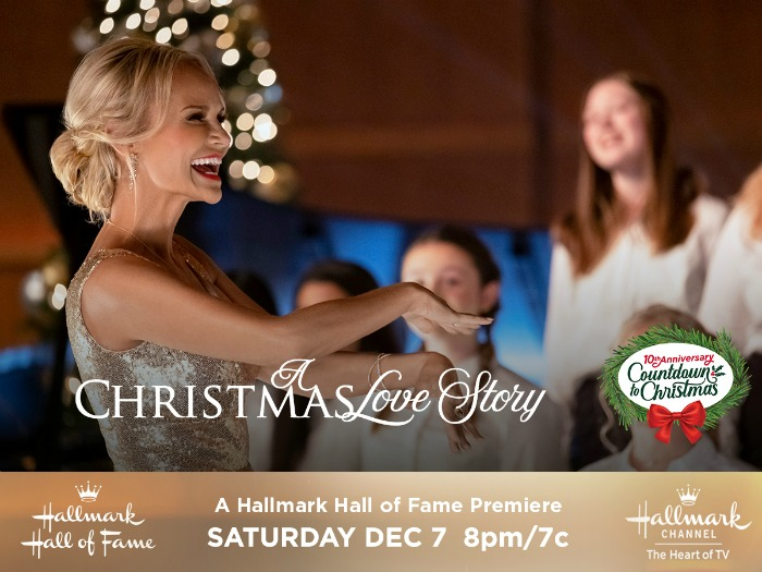 Kristin Chenoweth Hallmark Movie