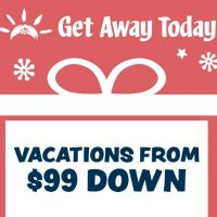 Disney Layaway Deals: Great Family Travel Gift Idea