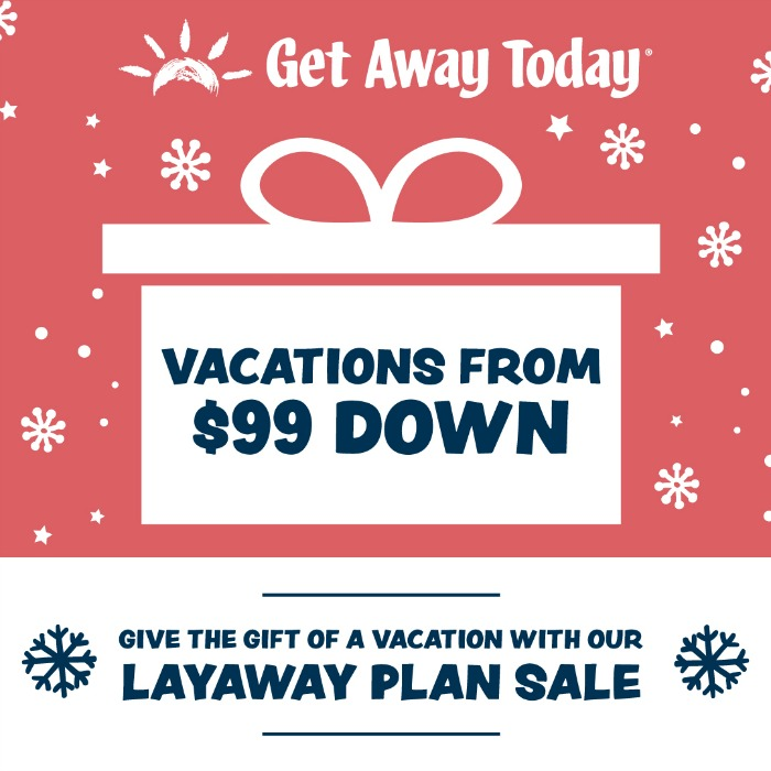 Layaway Plan for Disney
