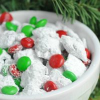 Christmas Muddy Buddies: Reindeer Chow