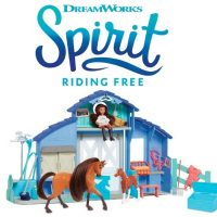 Spirit Riding Free: Spirit of Christmas on Netflix December 6th!