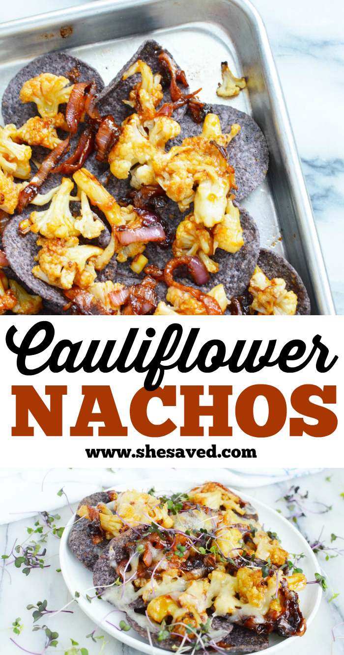 Cauliflower Nacho Recipe