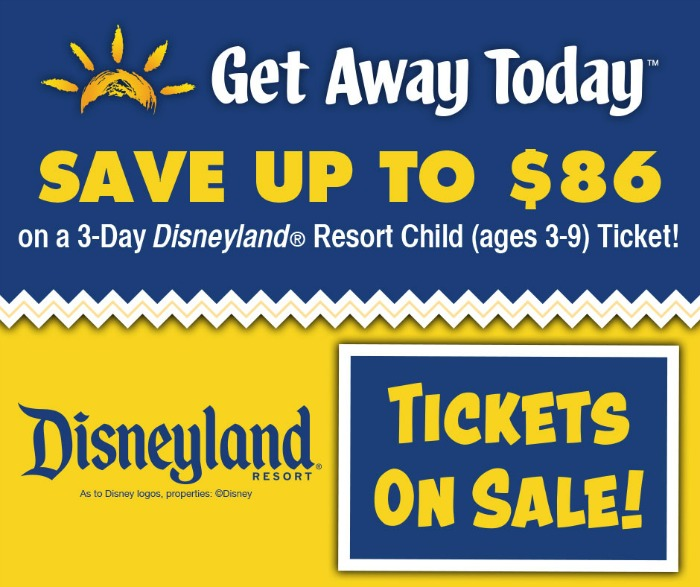 Deal on Kids Tickets